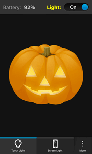 Pumpkin Lantern screenshot