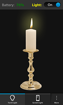 Candle Stick screenshot